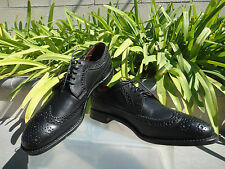 REDUCED Allen Edmonds Boardwalk Derby Black Made in USA Men's Sz 10.5d