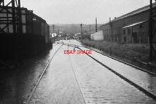 PHOTO  FLOODING AT MOUNTAIN ASH IN 1963
