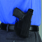 Galco International Paddle Lite Holster Color: Black Gun Fit: Kahr Cw40 Hand:
