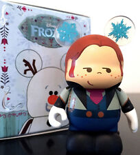 "DISNEY STORE VINYLMATION 3"" FROZEN SERIES HANS 2015 COLLECTIBLE TOY VINYL FIGURE"