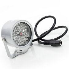 48 LED Illuminator IR Infrared Night Vision Light Lamp For Camera LE