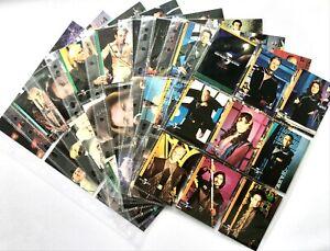 Babylon 5: Season 4 TV Series Trading card Complete base set by SkyBox 1998