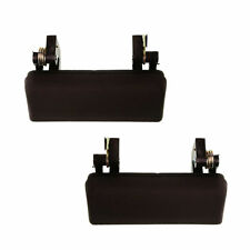 Pair Left and Right Outer Outside Exterior Door Handle - Fits 93-11 Ford Ranger