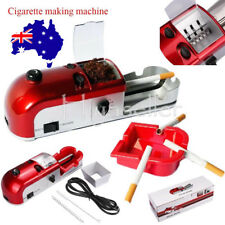 Cigarette Rolling Machine Electric Automatic Tobacco Roller Injector Maker 25W A