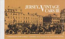 JERSEY (Großbritannien) - Markenheftchen - MH 12 postfrisch/** (Autos / Cars)