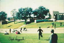 Clyde Haygood Signed 4x6 Photo Jfk Assassignation Dealey Plaza Dallas Pd Kennedy