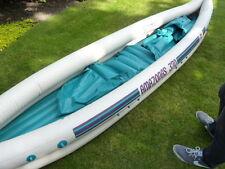 Schlauchboot Paddelboot 3,40m Länge, für 2 Personen!