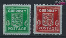 Guernesey (Allemand.occ.2.wk.) 4-5 neuf 1944 Timbre-poste (9077310
