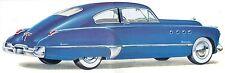 Window Leading Edge Rubber Weather Strip Seal  1949-60 Chevy/Pontiac/Buick