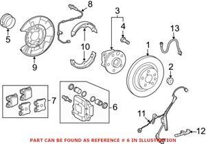 Genuine OEM Disc Brake Caliper for Lexus 4783050150