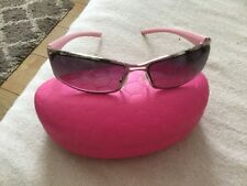 Dolce & Gabbana sunglasses in beautiful pink with metal frame worn once