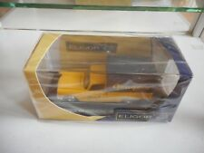 Eligor Peugeot 404 Vereniging 1982-2007 in Yellow/Blue on 1:43 in Box