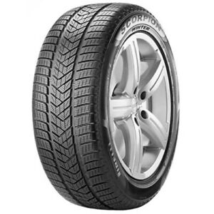 2x Hiver Pirelli Scorpion Winter 295/45R20 114V XL