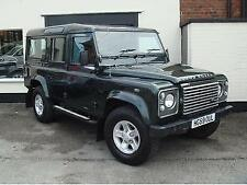 Defender More than 100,000 miles Vehicle Mileage Cars