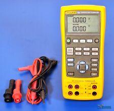 Fluke 724 Multifunction Process And Temperature Calibrator Nist Calibrated