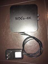 MXQ-4K RK3229 Smart TV Box Quad Core Android TV Box 1G/8G WiFi HD MI2 10Bit IPTV
