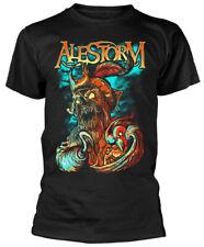 Alestorm 'Get Drunk Or Die' (Black) T-Shirt - NEW & OFFICIAL!