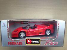 1:18 Bburago Ferrari F50