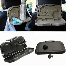 Travel  Car Laptop Holder Tray Bag Mount Back Seat Food Table Work Desk Folding