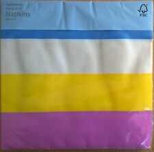 Paper Table Napkins 1-10 No. in Pack