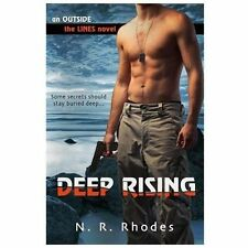 Outside the Lines: Deep Rising by N. R. Rhodes (2013, Paperback)