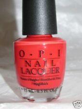 OPI Nail Polish Hong Kong Read / RED MY FORTUNE COOKIE