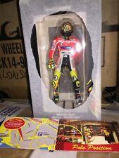 MINICHAMPS 1 12 DUCATI VALENTINO ROSSI GP 2011 PULLING ON PANTS FREE SHIP.WORLD