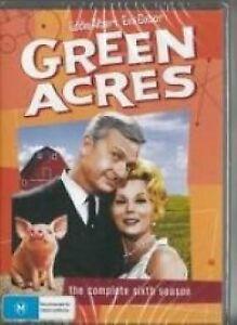 Green Acres Complete Season 6 (DVD, 4 Disc Set) New/Sealed Region 4 🔥🔥