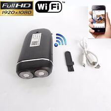 8GB TF DIY HD 1080P SPY Hidden Camera Wifi Module DVR Video Real electric shaver