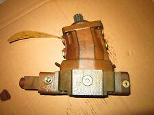 Brueninghausrexroth Aa6vm28ep1bent Axis Piston Pump Motor Hydraulic Motor