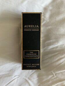 BRAND NEW IN BOX AURELIA PROBIOTIC SKINCARE PROBIOTIC CONCENTRATE 15ML - RRP £38