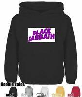 BLACK SABBATH Avengers Print Sweatshirt Unisex Hoodies Graphic Hoody Hooded Tops