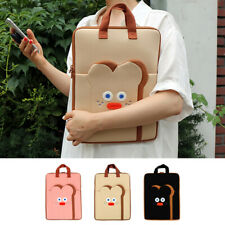 """Brunch Brother Toast 13"""" 14"""" Laptop Notebook Document Tote Bag Sleeve Brief Case"""
