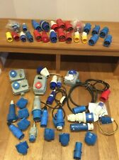 Job Lot of 53 x Mennekes and Other Mixed Brands Plugs / Sockets / Boxes