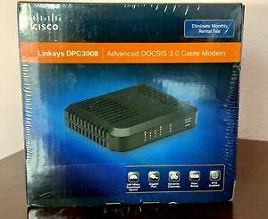CISCO Linksys DPC3008 Advanced DOCSIS 3.0 Cable Modem