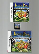 JEWEL LINK CHRONICLES LEGEND OF ATHENA !!! Fascinant sur DS/DSi/3DS  Quasi NEUF