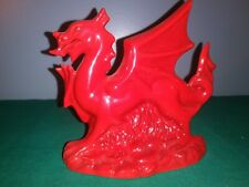 """Royal Doulton Figurine - The Welsh Dragon -5""""x7""""- L/E Of 1,500-Perfect Condition"""