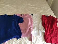 Two Tishrt  And Two Jumpers Ralph Lauren