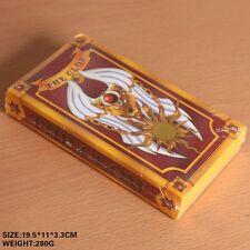 CARD CAPTOR SAKURA CLOW TAROT CARTE CARDS DI KERO CHAN CERBERUS SHAORAN COSPLAY
