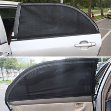 Car SUV Side Rear Window Sun Visor Shade Mesh Cover Shield-Sunshade UV Protector