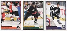 03-04 Pacific Complete Mark Recchi /99 RED Parallel Flyers 2003