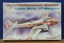 Modellbau 1:72 Spy Plane MARTIN M-167 MARYLAND US Bomber ARK MODELS 72006