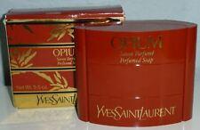 *** VINTAGE *** Yves Saint Laurent YSL OPIUM - Perfumed Soap Seife 100 g