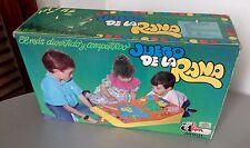 VINTAGE 80s# RARE BOARD GAME CONSOLE JUEGO DE LA RANA FROGGER GAME RANA#NIB