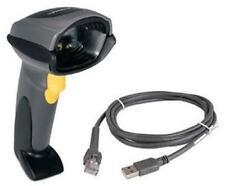Symbol DS6707 Handheld Laser 2D BarCode Scanner DS6707-SR20007ZZR w/ USB Cable