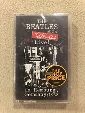 The Beatles Live! At The Star-Club In Hamburg Germany 1962 Vol. 1 Cassette Tape