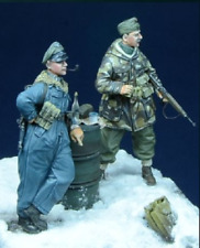 """DDAY MINIATURE """"SIDE BY SIDE"""" HUNGARY 1945 WWII 35009"""
