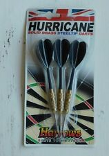 Harrows Hurricane Solid Brass Steeltip Darts