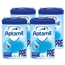 4 X Aptamil Pronutra pre