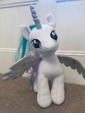 "Rare - Build A Bear My Little Pony Princess Celestia Soft Toy 18"""